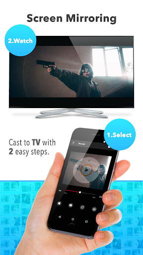 Screen Mirroring - Miracast for android to TV 1.4 1