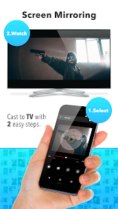 Screen Mirroring – Miracast for android to TV 1