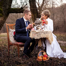 Wedding photographer Yuliya Barbashova (JullyB). Photo of 16.01.2016