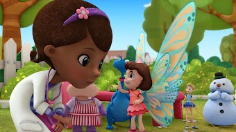 A Fairy Big Knot / Rosie the Rescuer