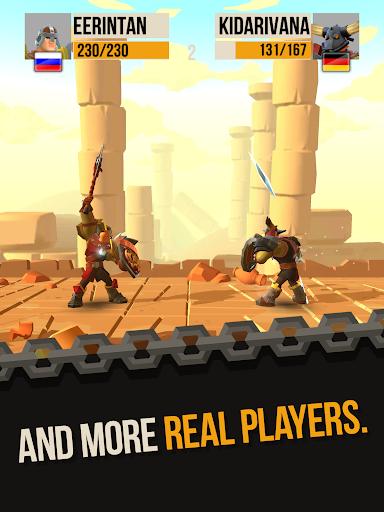 Duels: Epic Fighting Action RPG PVP Game screenshots apkshin 16