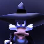 Black Raincoat Duck Nes Icon