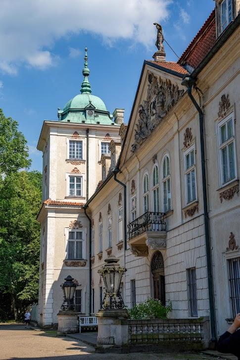 Pałac w Nieborowie, Nieborów