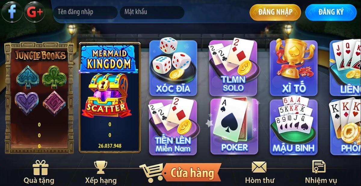 3 HOA - Game bài, đánh bài