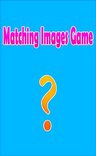 Matching Images Game