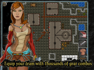 Heroes of Steel RPG Elite v4.2.47 Unlocked