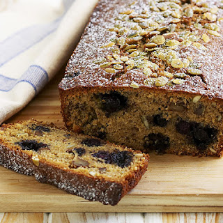 Blueberry-Pecan Loaf