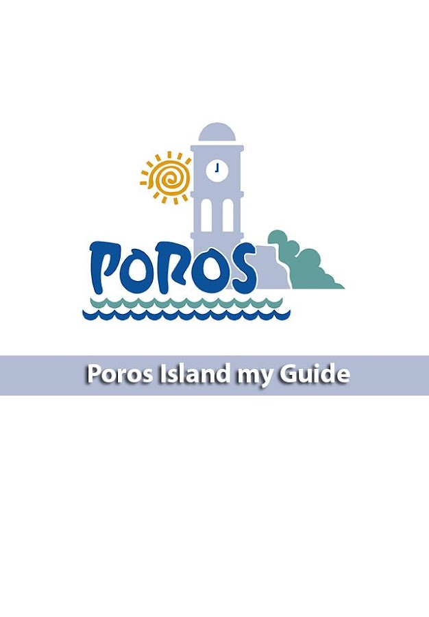 Poros Island my Guide- screenshot