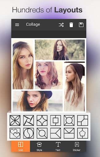 Photo Collage Editor screenshot 17