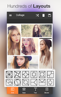 Photo Collage Editor Screenshot