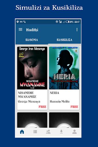 Hadithi screenshot 2