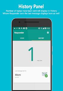 Responder (auto reply) screenshot 5