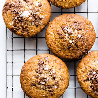 Earl Grey Banana Chocolate Muffins.