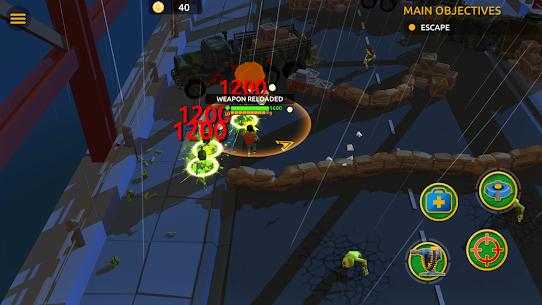 Zombie Blast Crew 7