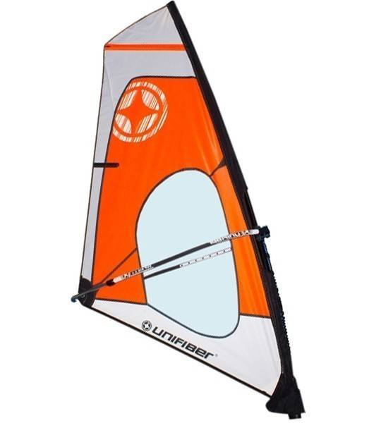 tuig windsup/windsurf - Dacron Complete Rig - 4.5m²