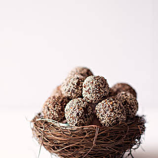 Raw Nut Balls Recipes.