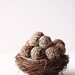 Raw Nut Balls Recipes.
