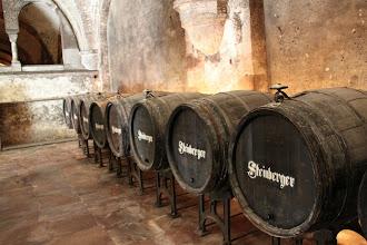 Photo: Kloster Eberbach - noget af deres vinproduktion