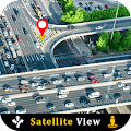 Live Satellite View GPS Map Travel Navigation APK