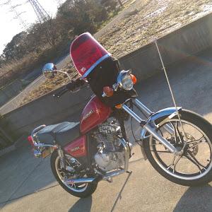 その他  GN125Hのカスタム事例画像 Yujiさんの2020年02月02日20:02の投稿
