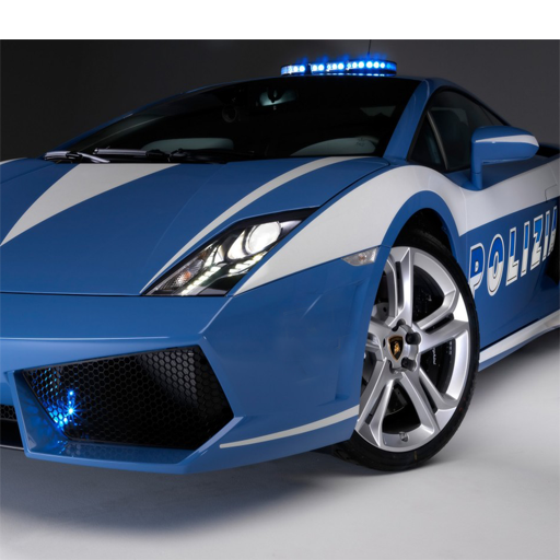 警方吉普车:停车场3D 賽車遊戲 App LOGO-硬是要APP