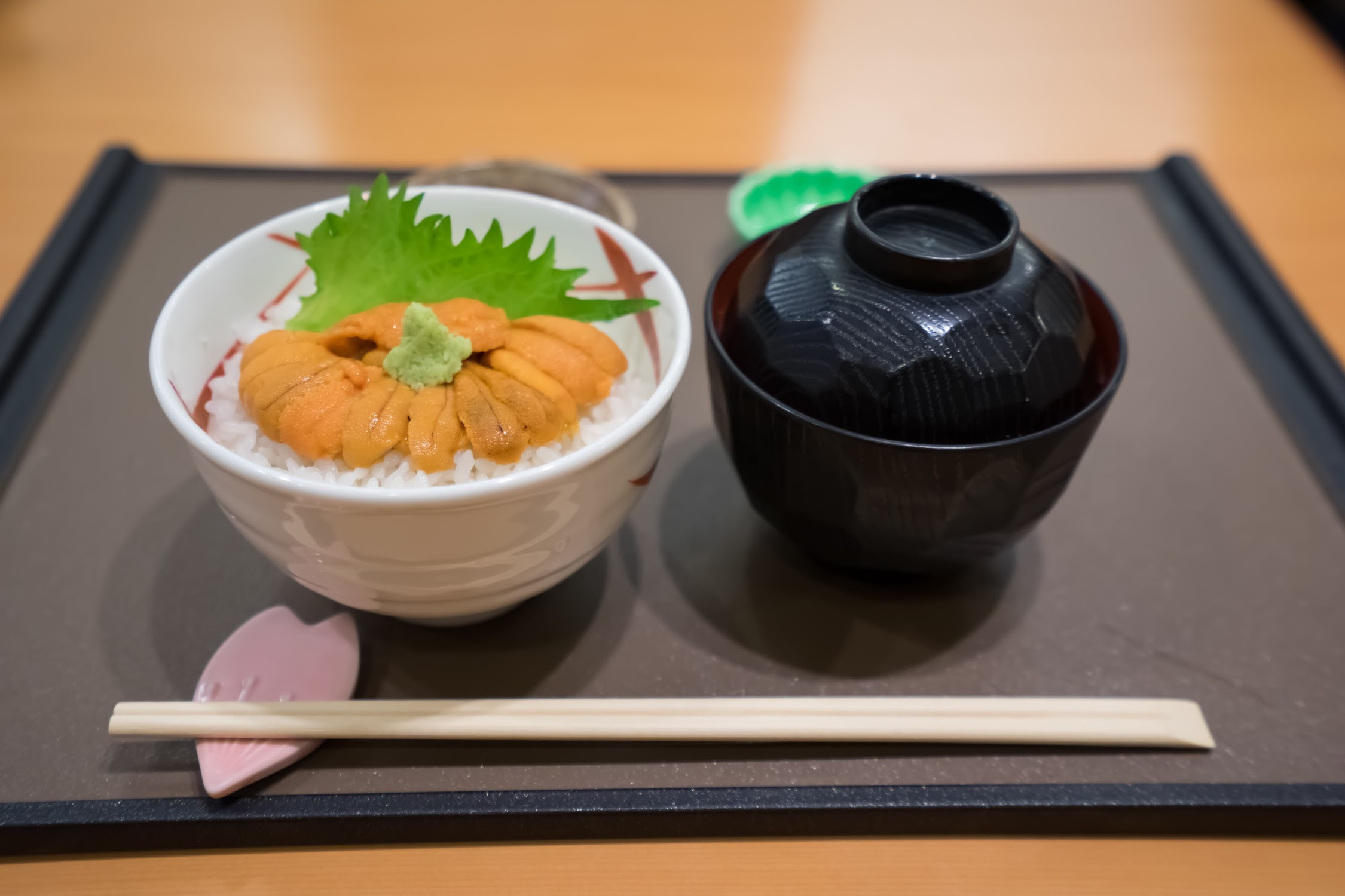 Hakodate Uni Murakami Sea Urchin Rice Bowl (Uni don)1