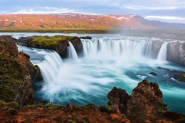 Goðafoss, Northern Iceland