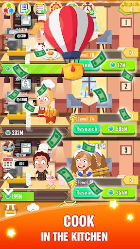 Idle Diner - Fun Cooking Game 1.3.0 screenshots 6