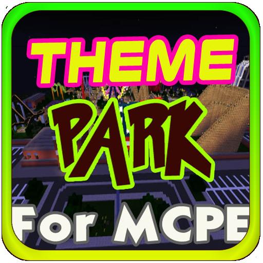 xPoizon 0.8.1 Theme Park mcpe