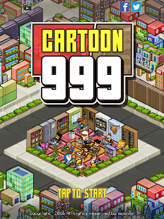 Cartoon999 Hack for the game