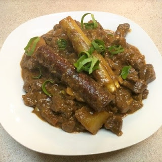 Braised Fragrant Beef/Lamb Curry.