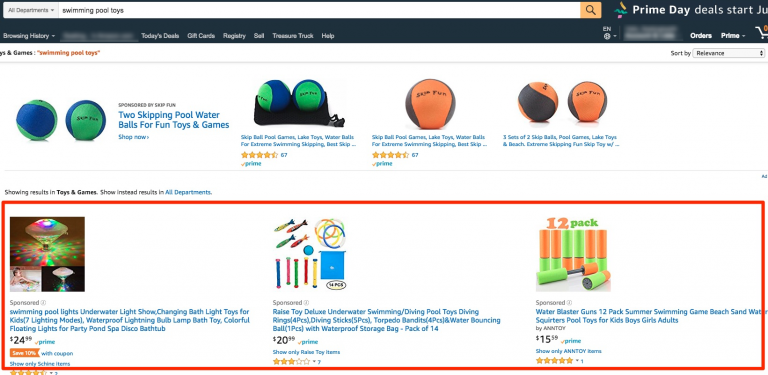 How to Build Effective Amazon Sponsored Product Campaigns - Portent