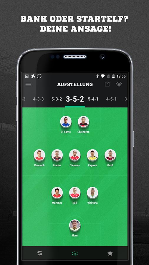 online fussball manager mit echten spielern
