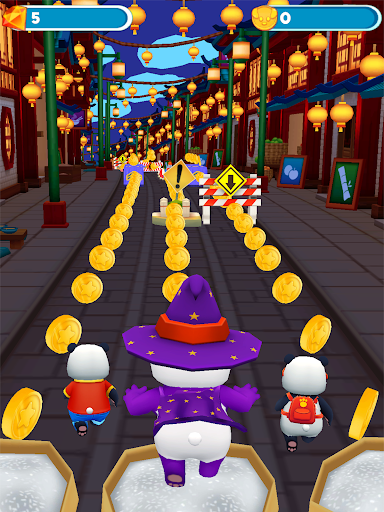 Baby Panda Run 1.2.15 screenshots 13