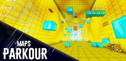Descargar TOP parkour maps for Minecraft PE para PC gratis