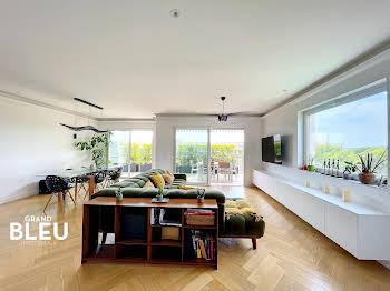 Appartement 4 pièces 114,11 m2