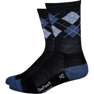 DeFeet WoolEator HiTop Argyle Socks