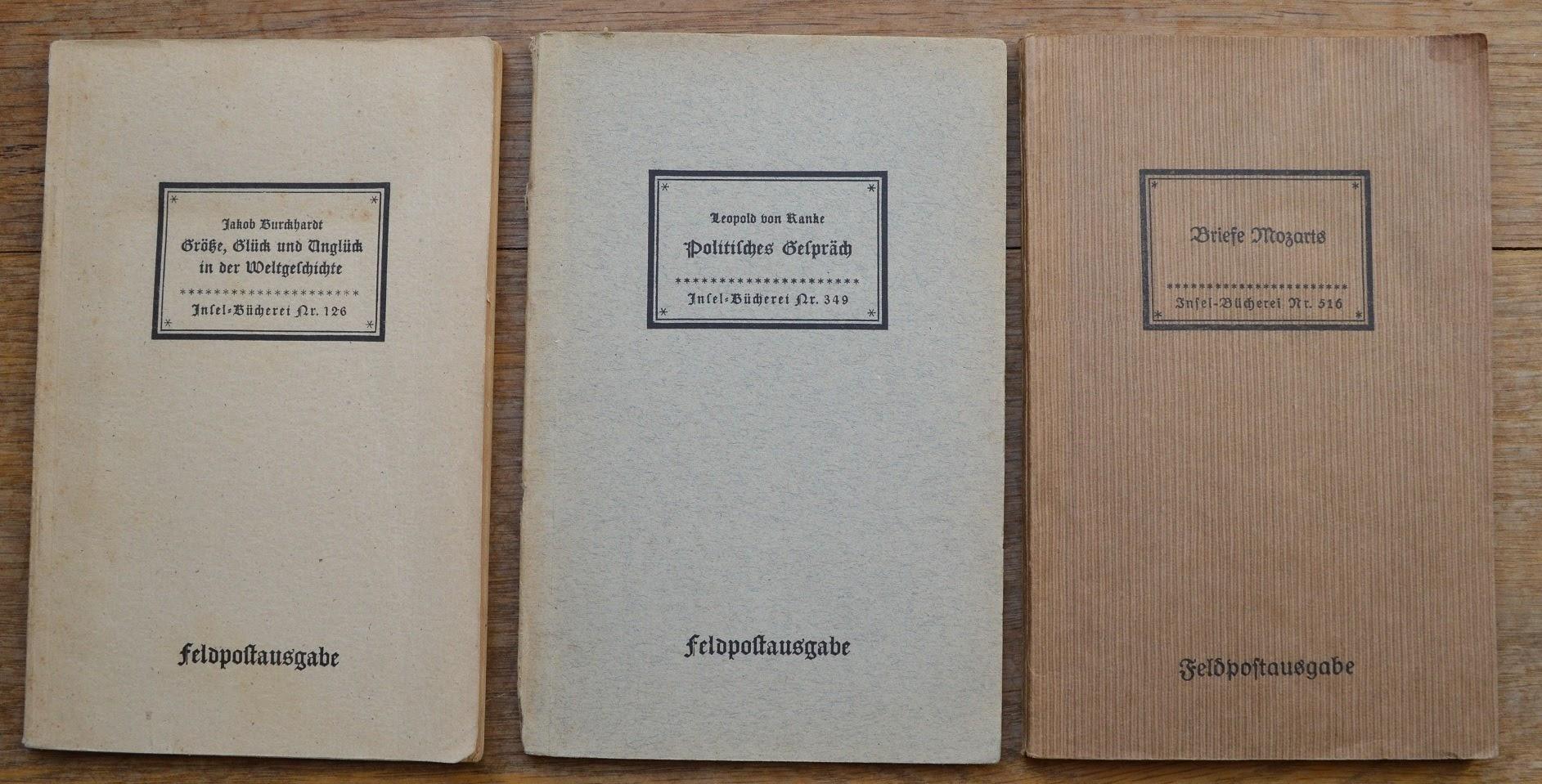 Insel-Buch Feldpostausgabe