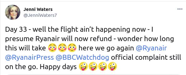 Media Monitoring Ryanair