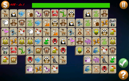 Onet Connect Animal - Matching King Game  screenshots 2