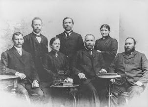 Photo: Rasmussen.Sand family ~1900