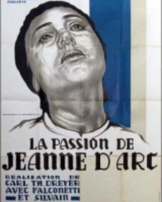 La pasión de Juana de Arco (1928, Carl Theodor Dreyer)