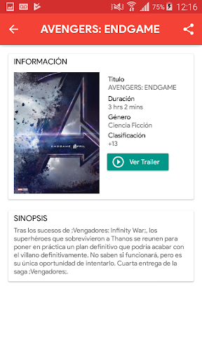 Tu Cine 3.8.88.1 screenshots 1