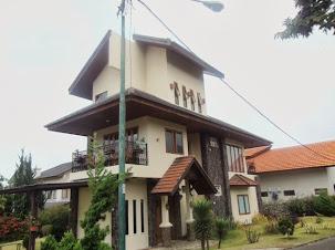 Hasil gambar untuk villa gracio lembang