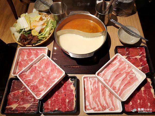 涮乃葉しゃぶ葉|日式涮涮鍋吃到飽