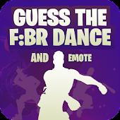 Guess the Battle Royale Dance Mod
