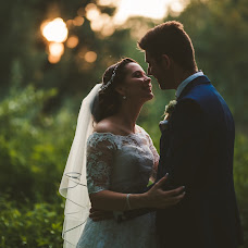 Wedding photographer Balázs Andráskó (andrsk). Photo of 22.05.2018