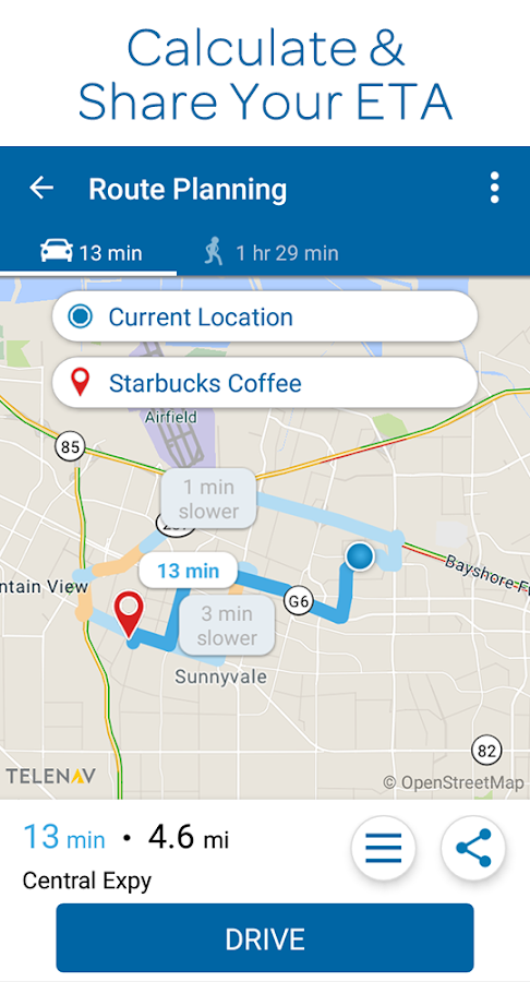 Your Navigator Deluxe: GPS- screenshot