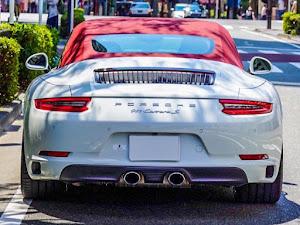 911 991H2 carrera S cabrioletのカスタム事例画像 Paneraorさんの2020年08月16日16:16の投稿