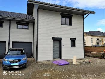 Maison 4 pièces 84,11 m2